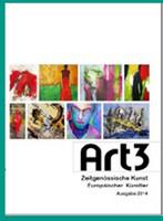 Seit 25.Oktober 2013 sind wir im Künstlerkathalog ART 3 vertreten.